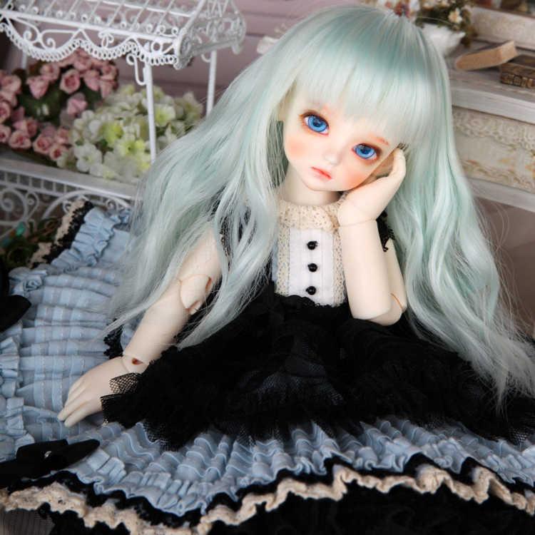 URIEL 1/6 BJD Boneca BJD/SD Moda Resina modelo Joint Doll Para Presente de Aniversário Da Menina Do Bebê aleatório olhos
