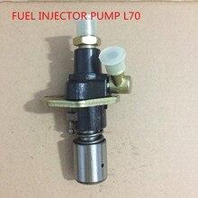 Топливный инжектор насос в сборе для YANMAR L70 6HP 170F/178F дизель 2-3 кВт генератор культиватор впрыска в сборе
