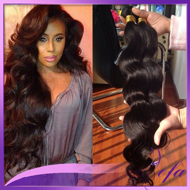 Virgin Indian Body Wave Hair 36 Inch Raw Indian Wavy Hair 6a Indian