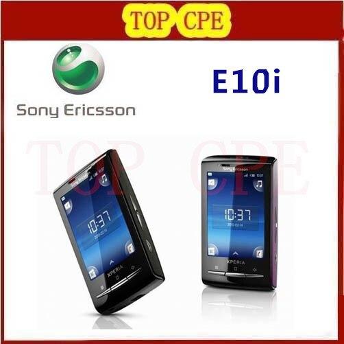 Singapore free shipping Sony Ericsson Xperia X10 Mini E10 Refurbished cellphone Android OS 5MP Camera GPS