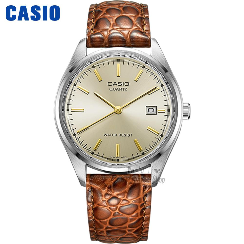 Casio watch Fashion casual simple waterproof quartz male watch MTP-1175E-9A MTP-1175E-7B casio watch men sports waterproof quartz luminous watch mtp 1374d 7a mtp 1374l 7a mtp 1374sg 1a mtp 1374sg 7a mtp 1374d 1a