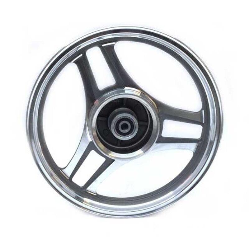 Front Wheel Hub 16x2.5 For Electric Bike Scooters E-Bike Drum Brake Front Wheel Rim