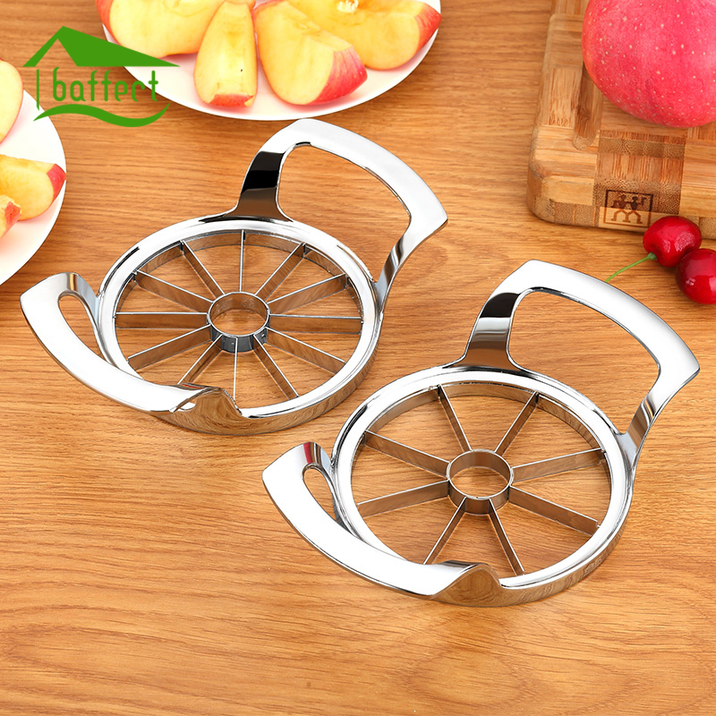 Heavy Apple Cutter carottier Divider coupe poire Fruit Acier Inoxydable Métal