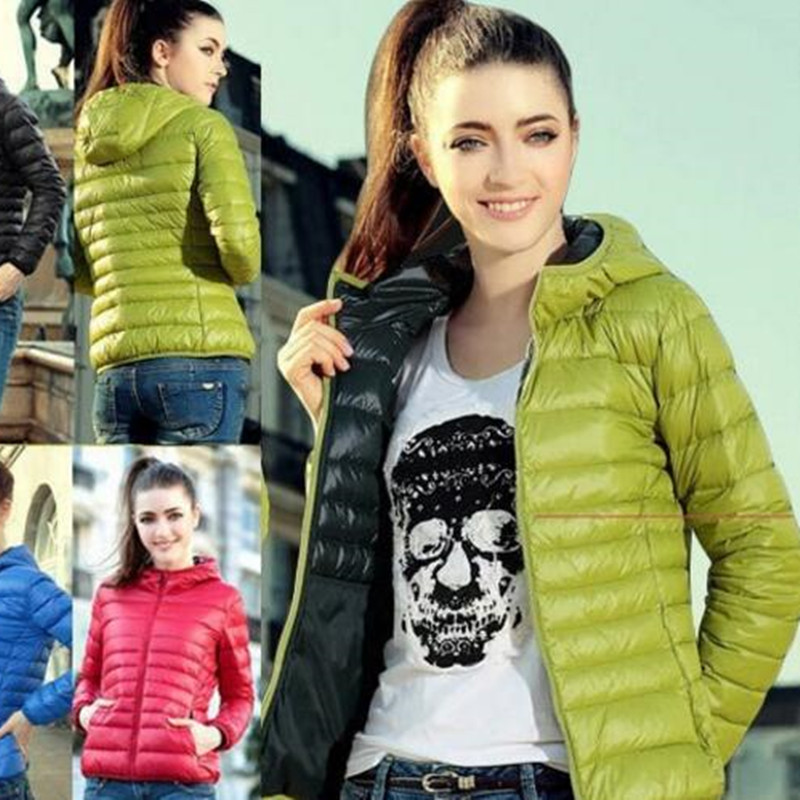 Winter coat womens new autumn and winter womens Europe and the United States long-sleeved cotton jacket cotton short paragraph