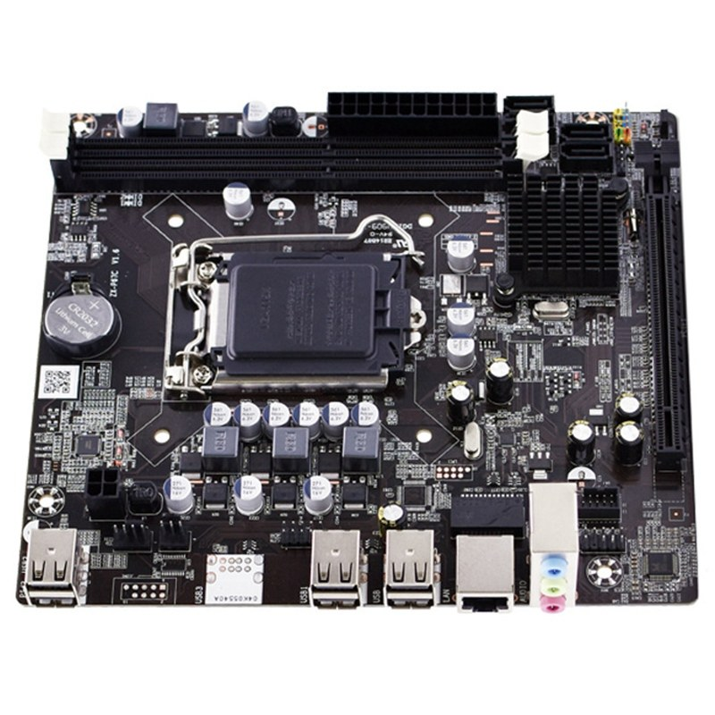 For ACER X6610 X6610G Desktop Motherboard Q67H2-AD LGA1155 Mainboard  100%tested fully work