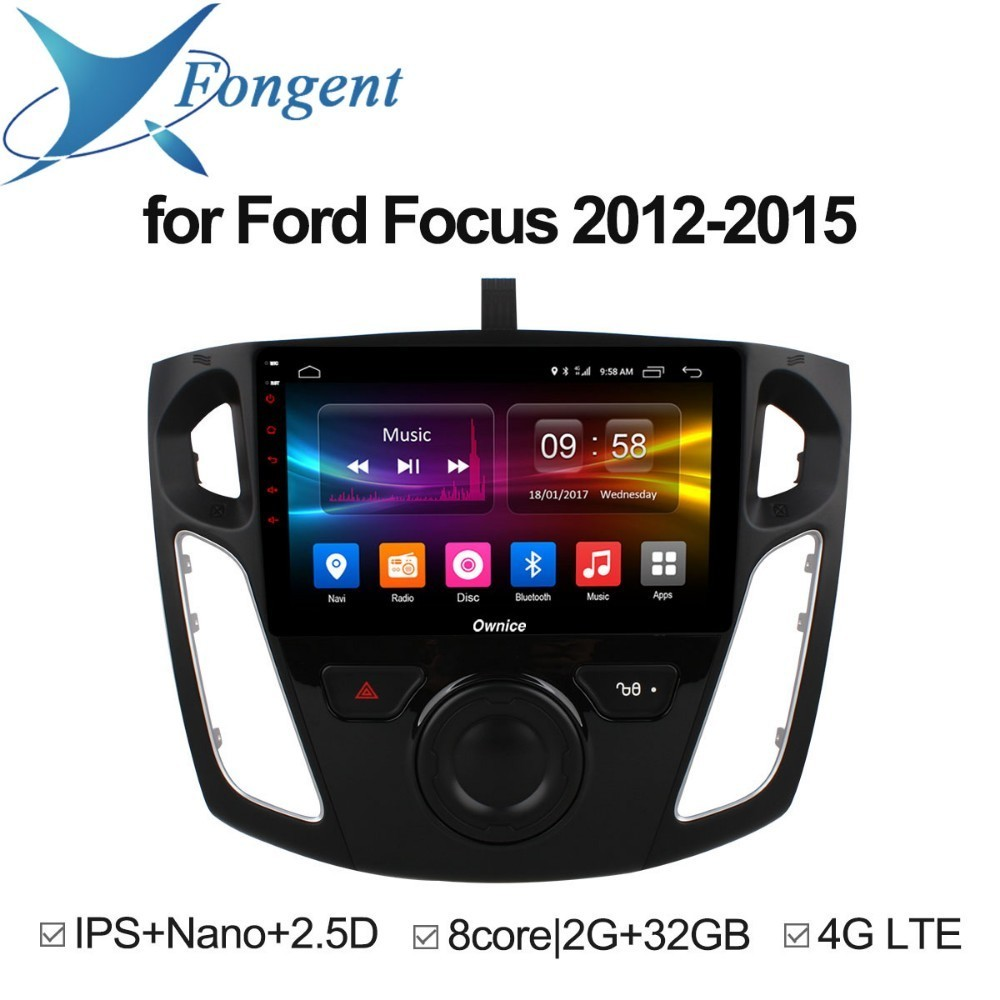 for Ford Focus 3 2012 2013 2014 2015 Car Android Unit 1 din DVD Radio Stereo Audio Multimedia Video Music Player GPS Navigation for ford focus 3 2012 2013 2014 2015 car android unit 1 din dvd radio stereo audio multimedia video music player gps navigation