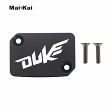 MAIKAI For KTM Duke 250 2016-2018 390 2013-2018 CNC Aluminum Motorcycle Brake Fluid Fuel Tank Cap Cover