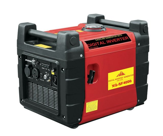 35kw Gasoline Inverter Generator Portable Mini Generator In