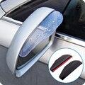 Accesorios Del Coche Espejo Retrovisor Lluvia Sombra A Prueba de Lluvia de PVC Flexible Para Opel Mokka insignia Meriva Corsa Vectra Zafira Astra G H J