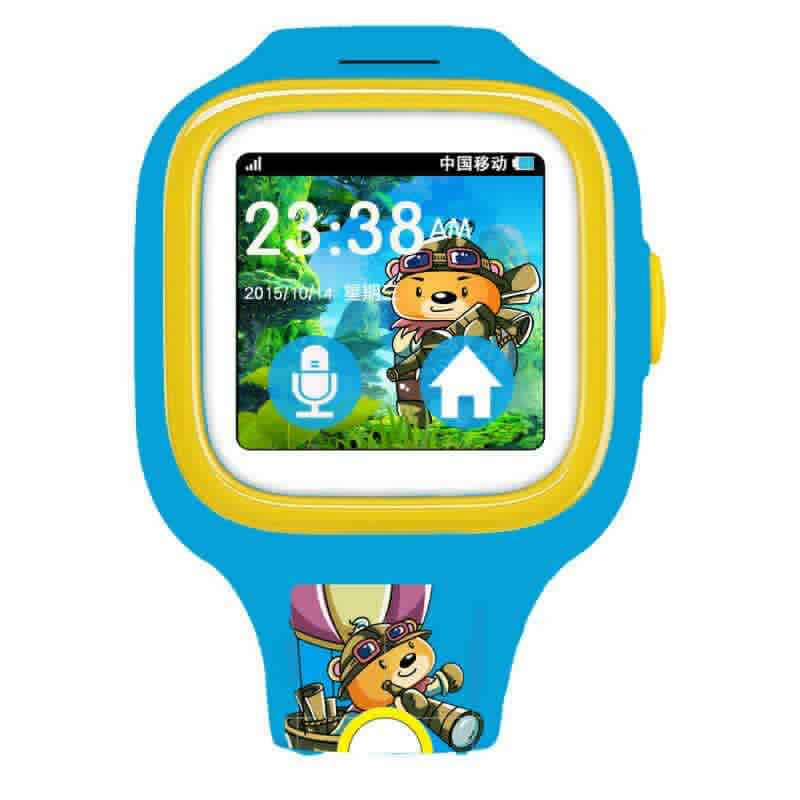 GSM Wifi GPS Tracker Phone Watch Bluetooth Kid Smart Watch SIM Card SOS Emergency Children Smartwatch Anti-lost For IOS Android 1 2 inch android ios children smart watch phone s866 bluetooth sim gsm wifi lbs sos gps real time positioning tracker for kids