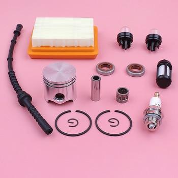 Caja de cambios cabeza Kit de reconstrucción para Stihl FS75 FS83 FS85 FS90  FS100 FS120 FS130 FS200