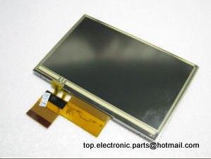 Для 4.3 ''дюймовый для garmin авиации аэрации 500 ЖК-экран с сенсорным экраном дигитайзер бесплатная доставка