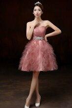 2016 Charming Sweetheart Short Mini Prom Kleider Weg Von der Schulter Taille mit Gefrieste Graduation Cocktail Kleid vestido de festa
