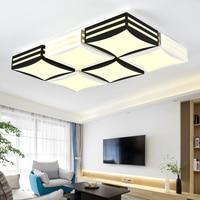 Creative atmosphere LED ceiling lamps simple modern living room lamp master bedroom lighting lamp