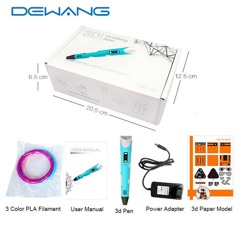 DEWANG 3d pen 14