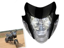 Lighthouse Off-road Vehicle YM Hornet 600 900 ybr125 Chopper Accessories Motorcycle Headlight