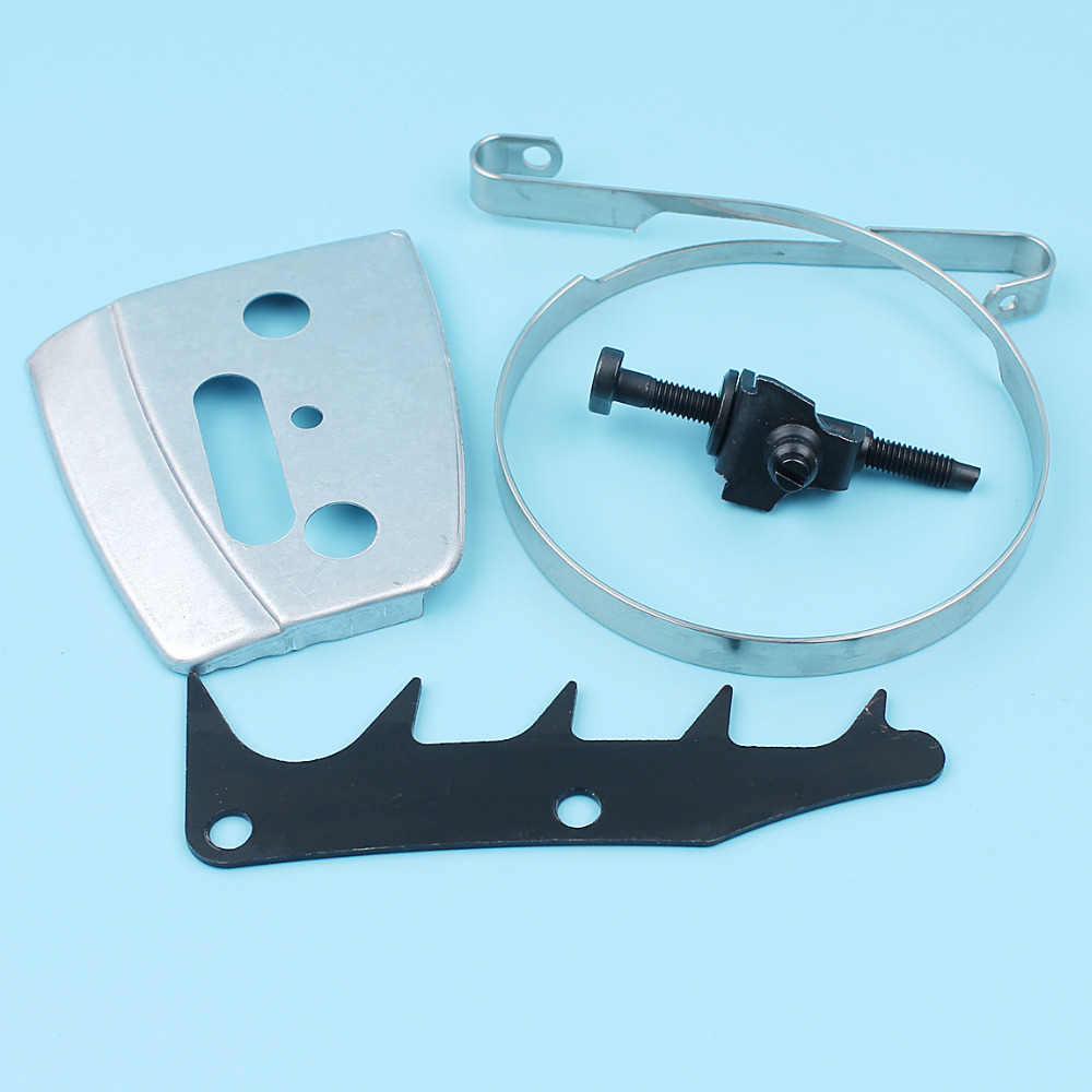 Chain Brake Tensioner Adjuster Band Felling Dog Plate For Husqvarna 350 353 346XP 357 359 351 345 340 Chainsaw 537071201