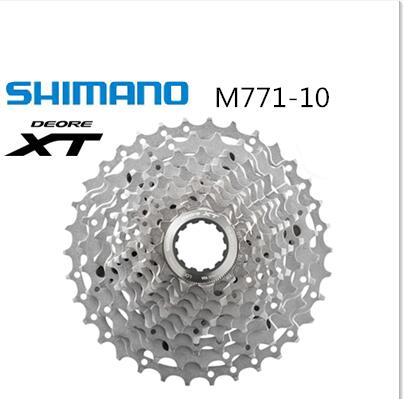 Shimano Xt M771 11-34 10spd Sporting Goods Bicycle Components & Parts