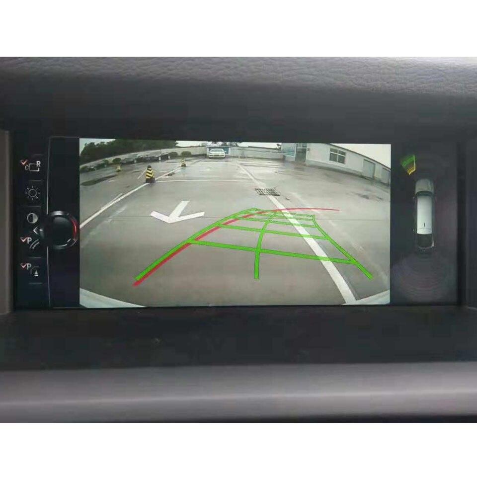2019 fabriqué en chine Interface de caméra de sauvegarde de voiture pour BMW toutes les séries avec unité principale EVO