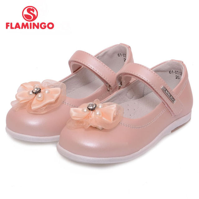 Flamingo 100% famoso de la marca 2016 nueva llegada de la primavera y del otoño niños de moda de alta calidad shoes 61-xt138
