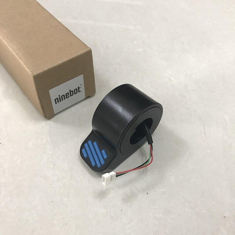 Original Ninebot Zubehör Kit Elektrische Drossel Booster Beschleuniger Montage für Kickscooter Ninebot ES1 ES2 ES3 ES4