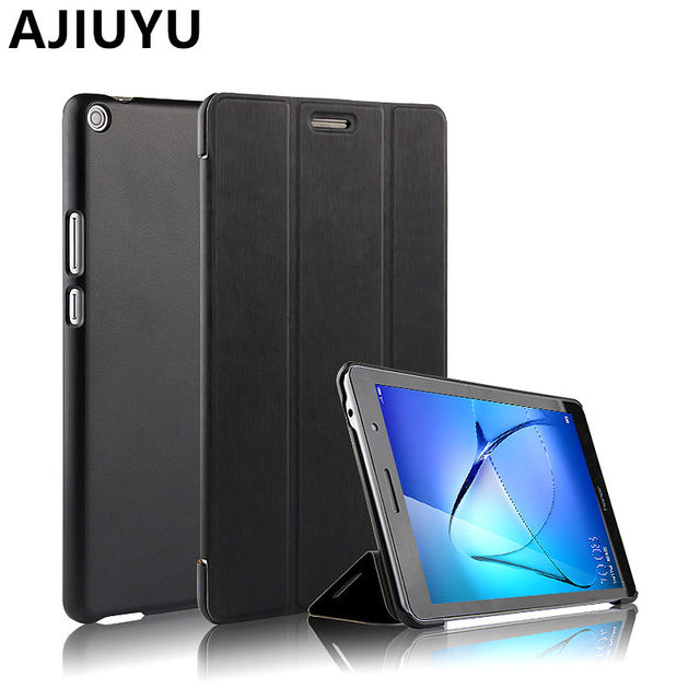 buy online 9fc0f 56635 US $9.45 5% OFF|Case For Huawei MediaPad T3 8.0 Case Cover T3 8 inch  Leather Protective Protector KOB L09 KOB W09 Honor Play Pad 2 Tablet  T38.0-in ...