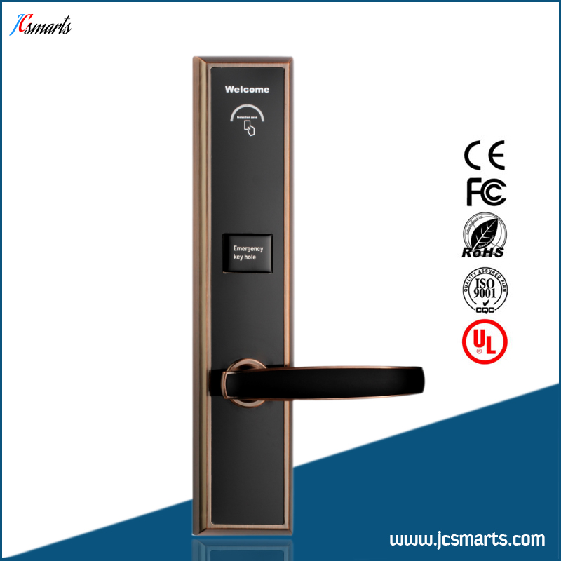Hotel entry systems motel door lock system with software management management information systems