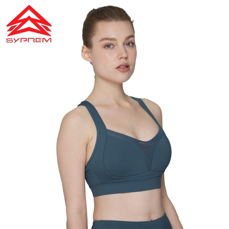 Women/'s Running Vest Mesh Sports Bra Cotton Soft Breathable Fitness Workout Wear
