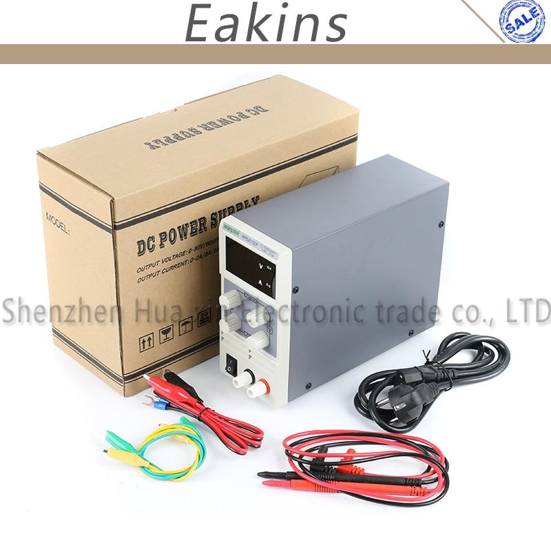 KPS3010D Mini LED numérique réglable DC alimentation 0 ~ 30 V 0 ~ 10A alimentation à découpage 0.1 V/0.01A pour la réparation de téléphone - 6