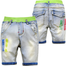 4035 baby boy shorts summer baby jeans shorts pants soft denim cool very nice kids fashion baby calf-length 70% length