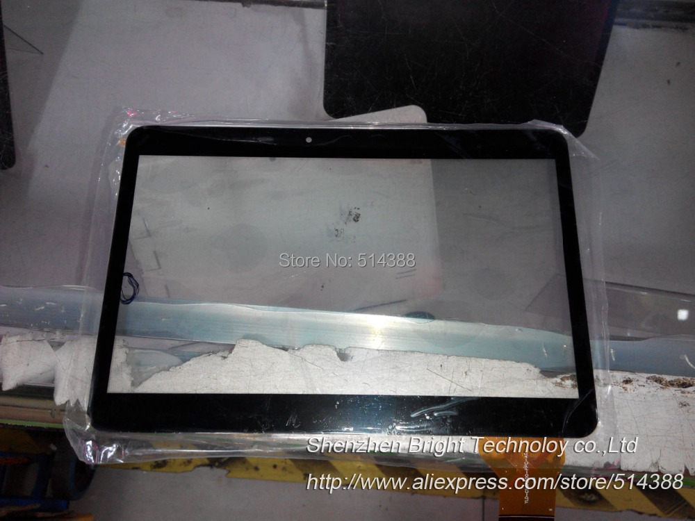 YLD-CEGA350-FPC-A1 10.1 glass touch screen panel replacement for MTK 6572,MTK6582 tablet pc touch panel digitizer free shipping interior lcd display glass panel screen fpc lx57hx010n a for china clone mtk android phone n9000 n9002 n9006