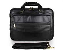 J.M.D Hot Sale Genuine Leather Briefcase Laptop Bag Handbag 7146A-1