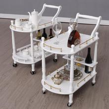 Деревянный Европейский Малый пузырьковый оборудование полка высокого класса красоты салон, отель тележка для маникюра тележка для инструмента