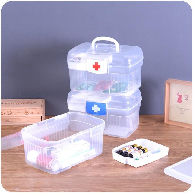 Aliexpress.com : Buy Large Plastic Family Emergency Medical Kit ...