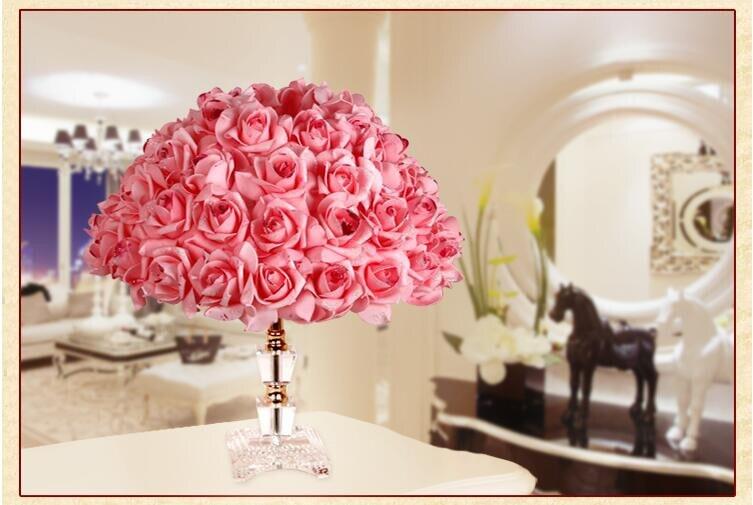 o Casamento Decoração Da lâmpada de Cabeceira