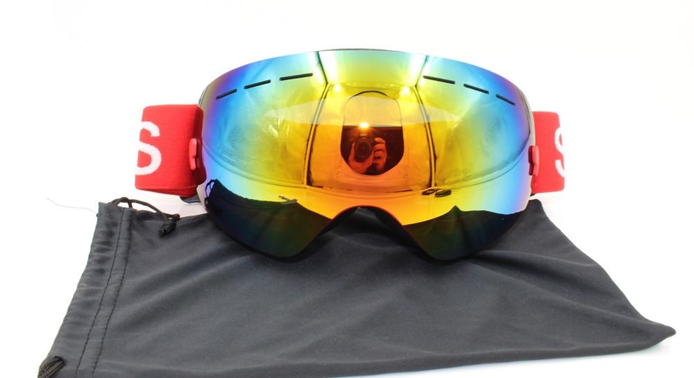 df573ac4ffe brand ski goggles layer UV400 anti-fog big ski mask glasses sunglasses  skiing men women. sku  32922445913