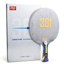 DHS ракетка для настольного тенниса ураган h301 301 арилат углеродный ALC Китай T.T команды для лезвие пинг-понг летучая мышь весло