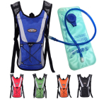 Hot Speed Water Bag Camelback Tank Backpack Hiking Motorcross Riding Backpack with 2L Water Bag Hydration Bladder