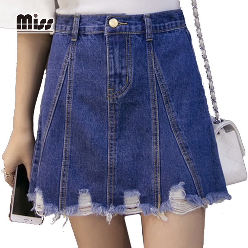 Popular Misses Denim Skirts-Buy Cheap Misses Denim Skirts lots ...