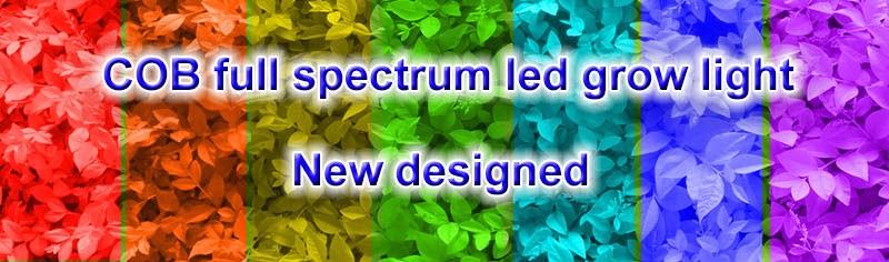 400W LED Vollspektrum Pflanzen-Leuchte-Lampe grow light