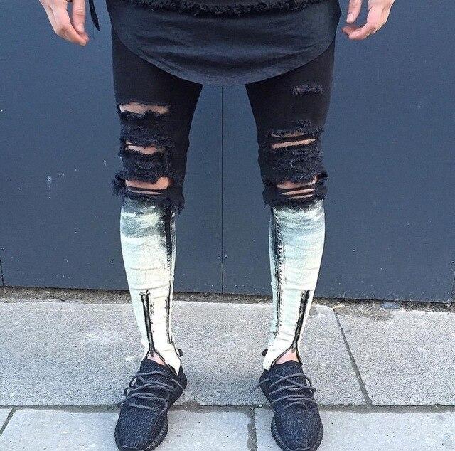 Distressed Skinny Jeans 2
