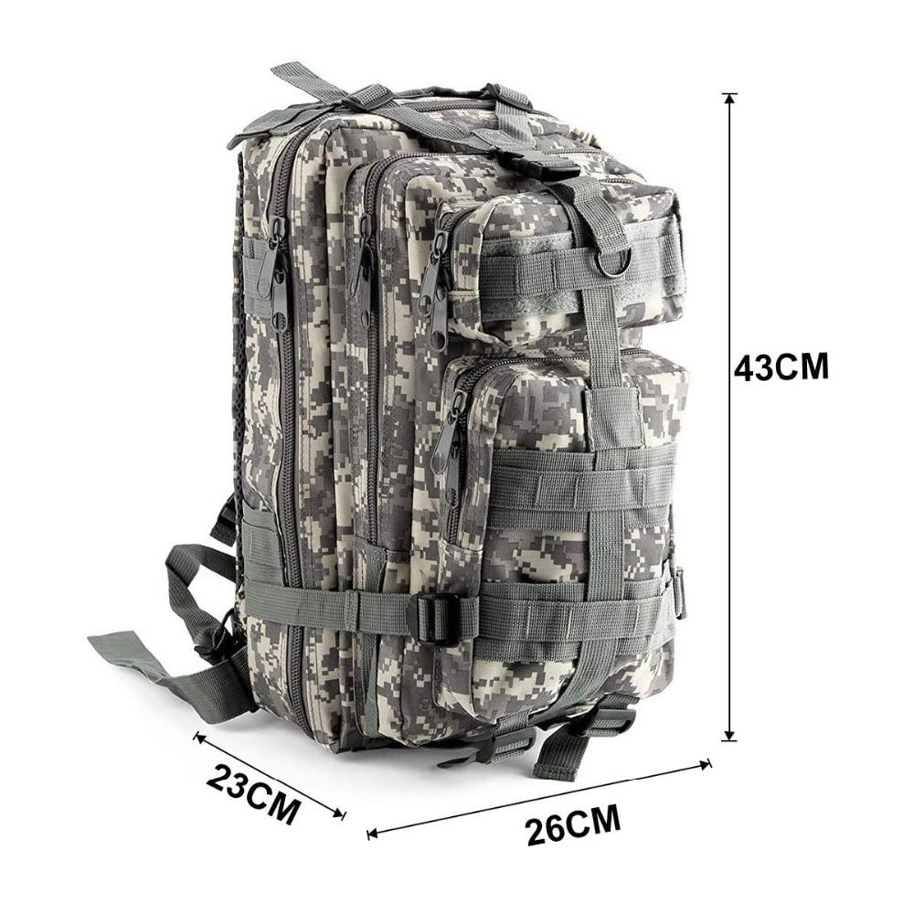 Trekking Sportiva Borsa 600d Pictuer Esterna Impermeabile As Nylon Campeggio Pictuer Caccia as Esercito Militare Zaino Pesca Di qqw7IAnz4