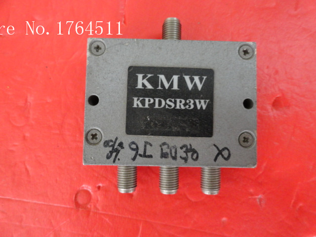 [BELLA] KMW KPDSR3W 1.4-2.1GHz A Three Supply Power Divider SMA