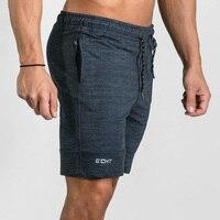 EEHCM Hombres Pantalones Cortos De Algodón de Verano 2017 playa de Moda de Alta Calidad El Bolsillo Con Cremallera Decorar Pantalones Cortos vendedores Calientes