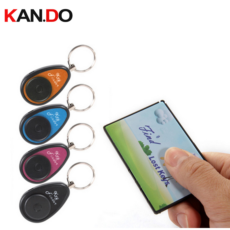 H104 4 receivers Wireless Key Finder Remote Key Locator Anti-Lost Alarm RF Wireless Anti-lost Alarm Electronic Key Finder Set new arrival fashion design 2 in 1 alarm remote wireless key finder seeker locator find lost key 2 receiver anti lost alarm