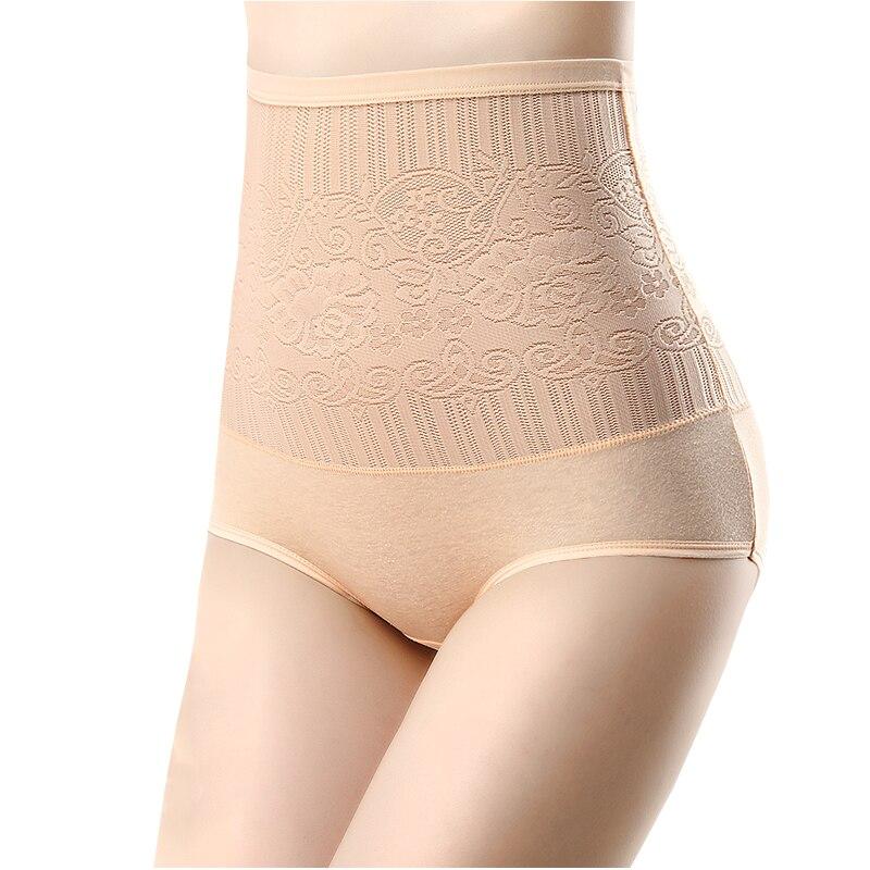0c54d6f81 Sexy Women s Control Panties Seamless High Waist Slimming Girls Briefs Body  Shaperwear Underwear Sexy Lace Ladies Underwear