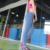Mujer de Alta Elástico Cintura Baja Sexy Cadera Pantalones Jeans Estilo Jeggings Góticos Legins Freddy 2016 Pantalones Gimnasio Mujeres Pant