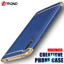 Luxury 3 in 1 Phone Case For Hu