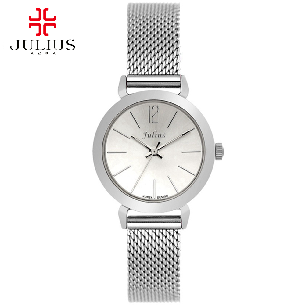 2016 hot New women luxury dress full steel watche fashion casual Japan quartz wrist watch Top