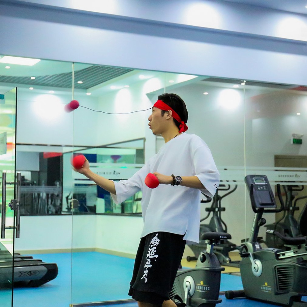 Top Fight Ball Decompression Boxing Equipment Training Apparatus Vgnaw Series Schematics And Block Diagram Free Schematic Packing List 1 X Head Band Elastic Rope 2 Glovers Manual